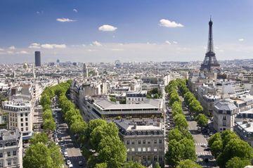 Notre voyage romantique à Paris