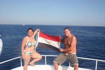 Voyage à Sharm-el-Sheik avec la belle famille