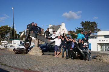 Découverte de l'épave de l'Amoco Cadiz en Bretagne